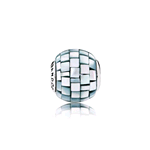 PANDORA ORIGINALS ESSENCE COLLECTION CHARM ARGENTO 925 EQUILIBRIO 796080MMB