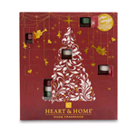 HEART & HOME CALENDARIO DELL'AVVENTO HHBX04
