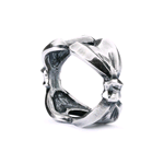 TROLLBEADS ORIGINAL BEADS IN ARGENTO FIOCCO TAGBE-30133