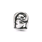 TROLLBEADS ORIGINAL BEADS ARGENTO AMORE A PRIMA VISTA TAGBE-20077
